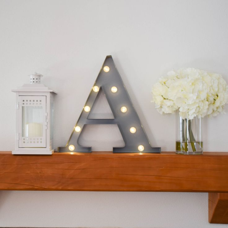 Wall Decor Light Up Letters : 1000+ images about A-List Marquee Lights on Pinterest Marquee letters, Marquee lights and Sorority