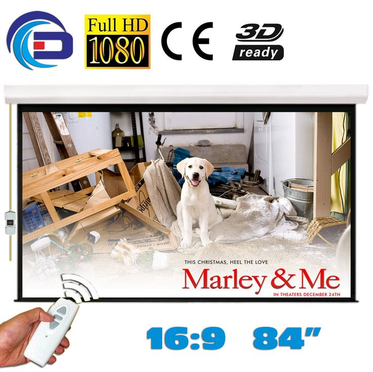 84 inches 16:9 Electric Projection Screen Matt White pantalla proyeccion for LED LCD HD Movie Motorized Projector Screen //Price: $139.99 & FREE Shipping // http://swixelectronics.com/product/84-inches-169-electric-projection-screen-matt-white-pantalla-proyeccion-for-led-lcd-hd-movie-motorized-projector-screen/    #hashtag2