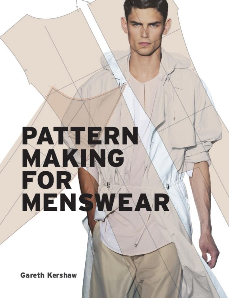 #ClippedOnIssuu from pattern making for menswear