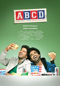 ABCD: American-Born Confused Desi Malayalam Movie Online - Dulquer Salmaan, Jacob Gregory, Aparna Gopinath and Tovino Thomas. Directed by Martin Prakkat. Music by Gopi Sunder. 2013 [U] Blu-ray w.eng.subs