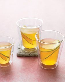 Not a big coffee drinker? Heat up your mornings with these steaming chai, green tea, and grapfruit drinks.