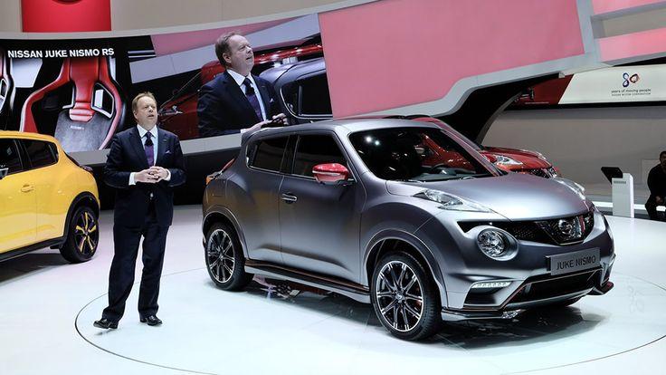 Nissan отказывается от поставок Juke в Россию...