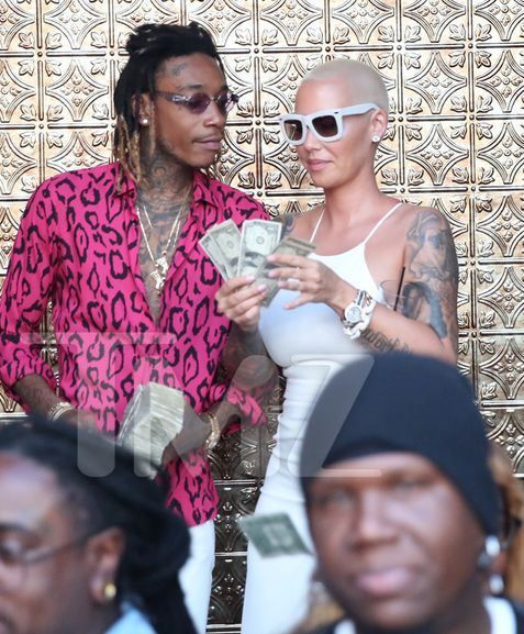 Amber Rose Says She & Wiz Khalifa Would Still Be Together If They Hadnt Married Young