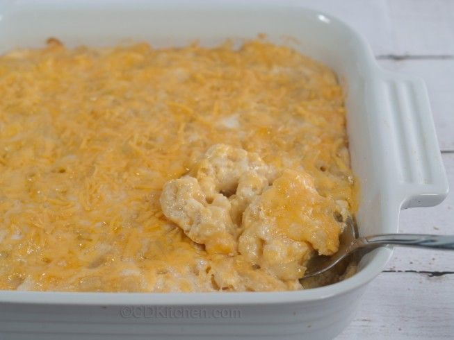 Sweetie Pie's Macaroni And Cheese - CDKitchen.com -  As featured on Diners, Drive-ins, and Dives, the famous mac and cheese from Sweetie Pie's.
