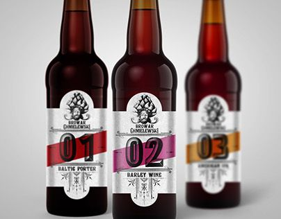"Check out new work on my @Behance portfolio: ""Polish craft beer brand design"" http://be.net/gallery/33624655/Polish-craft-beer-brand-design"