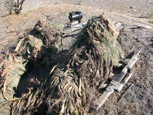 Tiradores de élite de las Fuerzas Armadas españolas compiten entre sí-noticia defensa.com