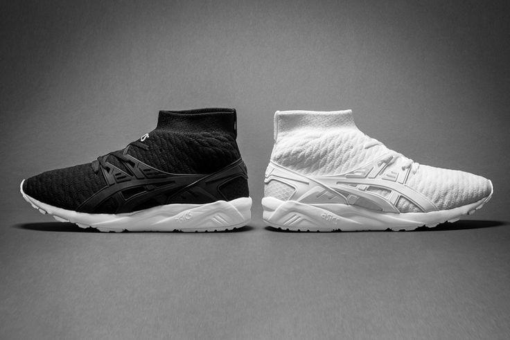 Asics Gel Kayano Trainer Knit MT - White/White from Sneaker Politics | ASICS  | Pinterest | Asics, White white and Trainers