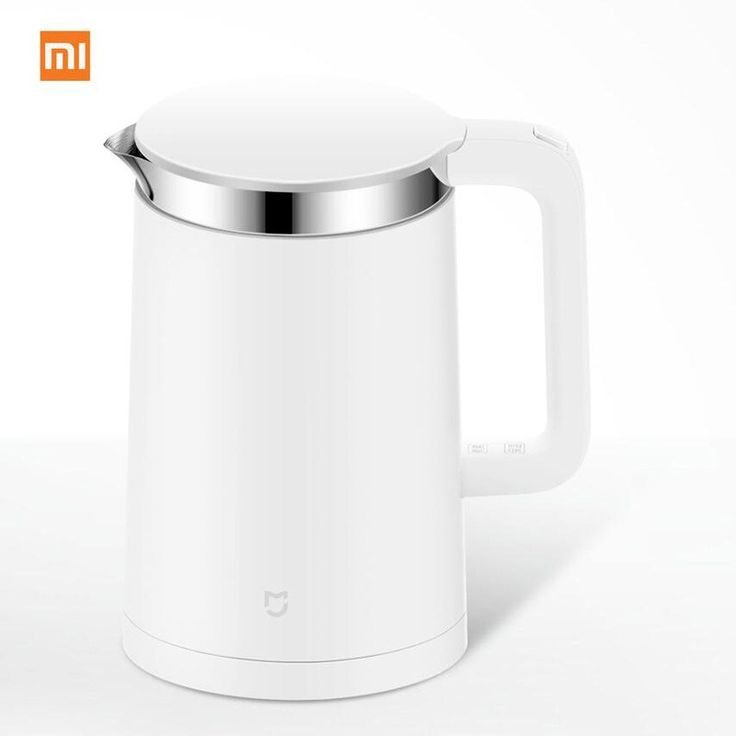 Wholesale prices US $47.89  Original XiaoMi Mi Mijia 1.5L Constant Temperature Control Electric Water Kettle 24 Hour thermostat Support with Smart APP  #Original #XiaoMi #Mijia #Constant #Temperature #Control #Electric #Water #Kettle #Hour #thermostat #Support #Smart  BestBuy