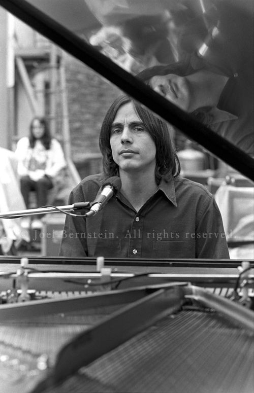 Joel Bernstein Photography JB-02; Jackson Browne is one of the most amazing songwriters ever. I'm so so in love with him.