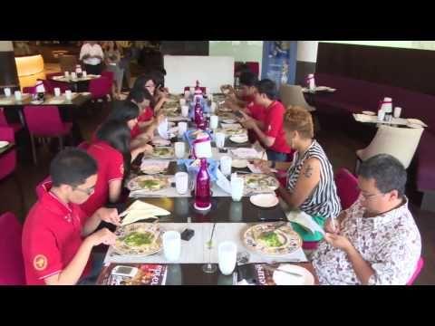 MASTERCLASS ITALIAN FEAST AT SHERATON KUTA HOTEL, BALI - Sheraton Kuta Bali Resort executive chef Rossano Renzelli shows that Italian food can be a healthy, everyday indulgence.