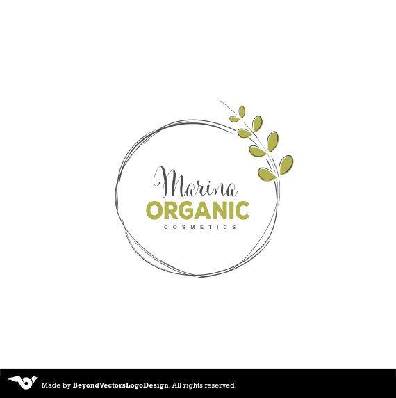 Ramita Premade Logo Diseño salud logotipo orgánico por BVLogoDesign