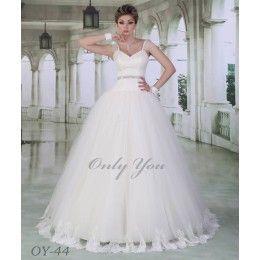 Wedding dress Olivia - Nika Bridal Only You