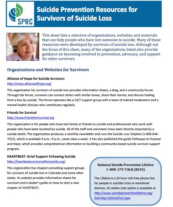 Emergency Room Suicide Assessment