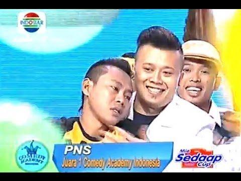 PNS Juara 1 Comedy Academy Indonesia - ASN Juara 2 - Abioso Juara 3 (+pl...
