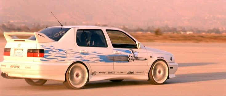 The inspiration for my VDubb Racin Jetta...1995 Volkswagen Jetta A3 - The Fast & The Furious (2001)