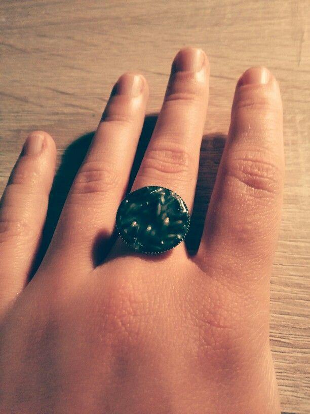 Levendulàs gyűrű <3