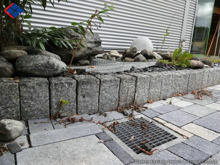 Die besten 25+ Steinpalisaden Ideen auf Pinterest Steingarten - steine fur gartenmauer