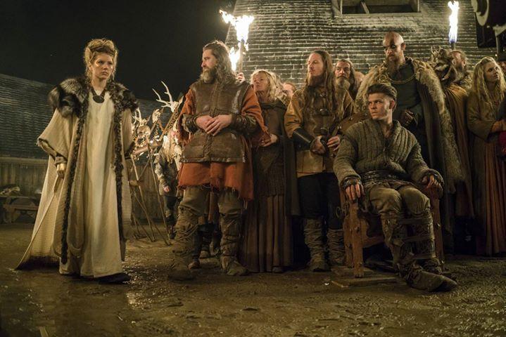 Vikings Season 5 Episode 1 Premiere (2017) S05xE01 Full HD