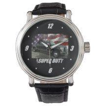 2013 F-350 Super Duty King Ranch Dually 4x4 Wrist Watch