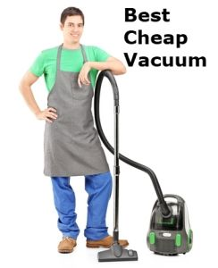 You don't need to spend a lot to get a good vacuum cleaner.  We've updated our list of the best cheap vacuums (now up-to-date for 2017).  These machines are usually available for less than $100.  If you are in the market for something affordable but still good, this list of 9 vacuum cleaners is a great place to start.