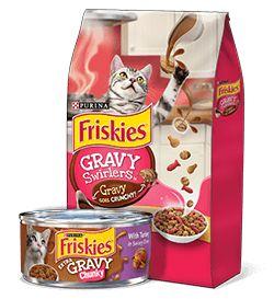 Cat Food Coupons | Friskies®