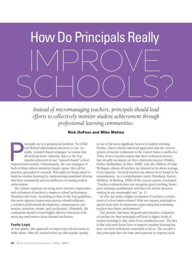 Educational Leadership - April 2013 - Page 34-35
