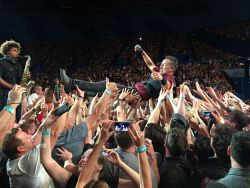 TWA-0062476 © WestPix Bruce Springsteen performs in Perth