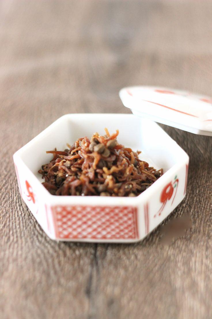母から伝わる山椒とちりめんじゃこの佃煮 by yakko   レシピサイト「Nadia   ナディア」プロの料理を無料で検索