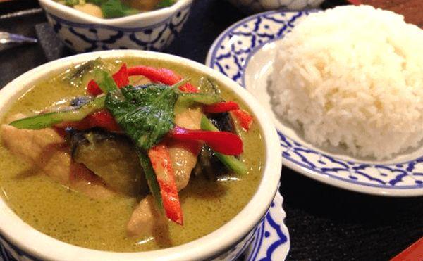 タイ国料理 バンタイの写真