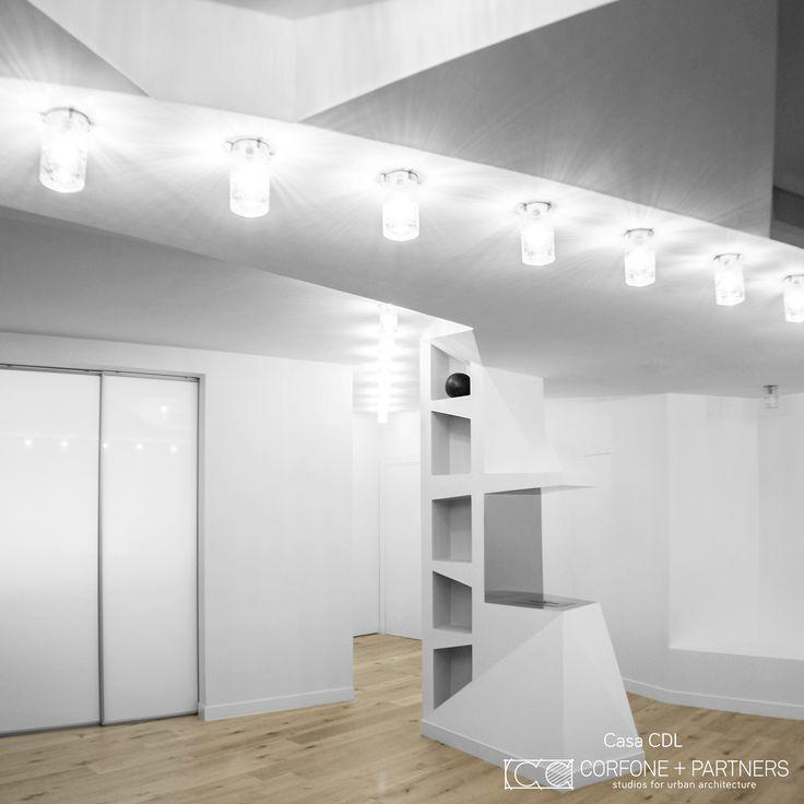 CORFONE+PARTNERS - Interior design Living Room - CDL HOUSE