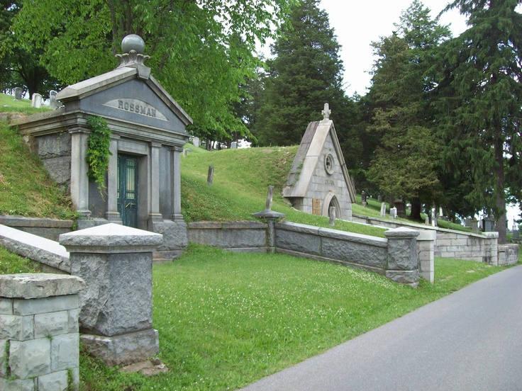 """The cemetery is one of Hudson's most undervalued treasures. In 1983, the Hudson City Cemetery--the original part of the cemetery--was judged to be eligible for listing in the National Register of Historic Placesfor its """"noteworthy collection of funerary art,"""""""