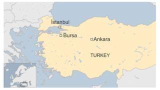 Turkey bus crash: Eleven killed in motorway accident Latest News