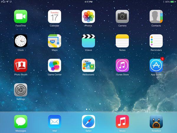 Apple Inc. iOS 7
