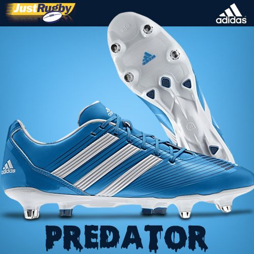 """PREDATORY INSTINCT: """"Like"""" the new & truly outstanding Adidas Predator Incurza XT #Rugby Boot. Just Rugby."""
