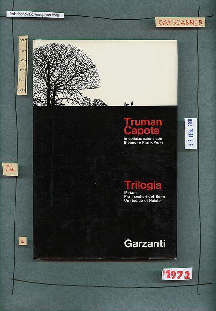 Truman Capote, Trilogia. Garzanti 1972.