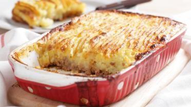 Gehakt met aardappelpuree en bloemkool --> check getest en eindelijk ook eens een ovenschotel goedgekeurd door huisgenoten