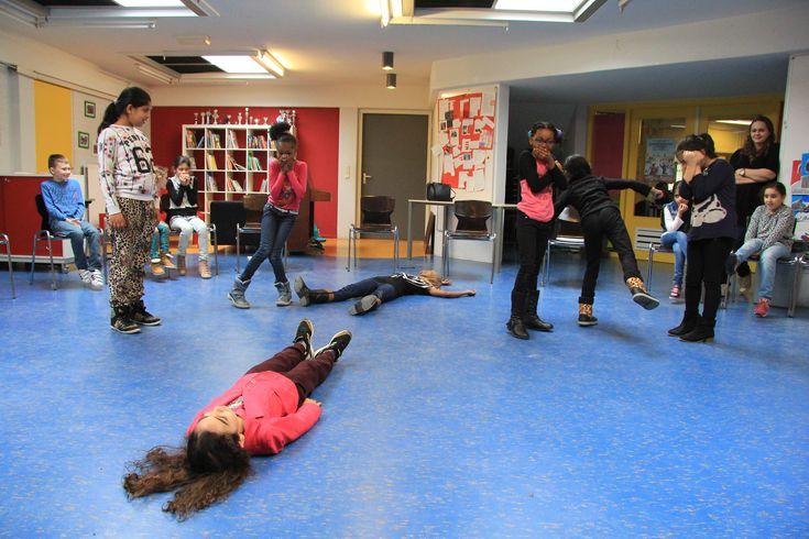 In de klas: Dansmemory | Stel je voor