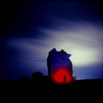 Os castelos de luz no Instituto Cervantes