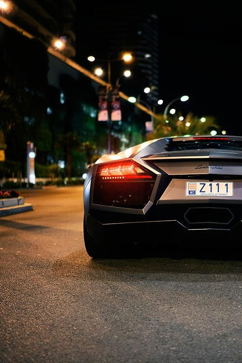 LAMBORGHINI NIGHT