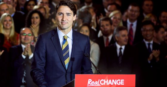 Liberals recommend doing the complete opposite of everything they promised on electoral reform - Dec 1, 2016 -  Justin Trudeau promised 2015 would be the last election held under Canada's first-past-the-post system.