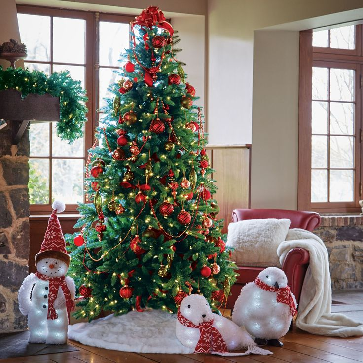 Exceptional Christmas Tree Mixture Part - 4: Our Most Realistic Christmas Tree, This Fraser Fir Features A Dense Mixture  Of PE And