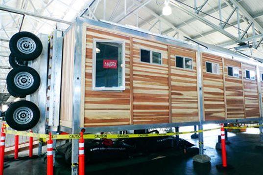 Innovative Mobile Shelter : Best emergency shelters ideas on pinterest large