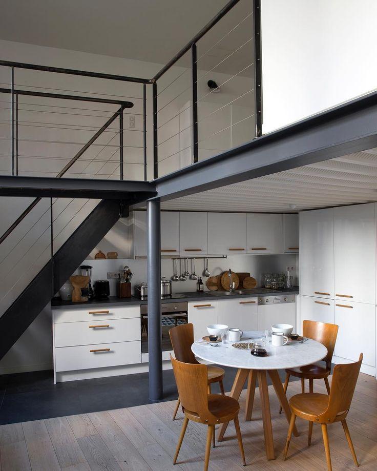 7650 best escalier int rieur appartement duplex triplex for Decoration interieur paris