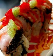 Sushi- Spicy Tuna Rolls
