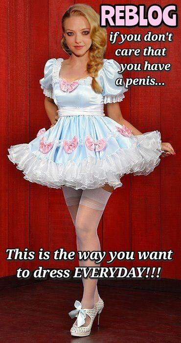 sissyhusbandfantasies:  A SISSIES DREAM!!!