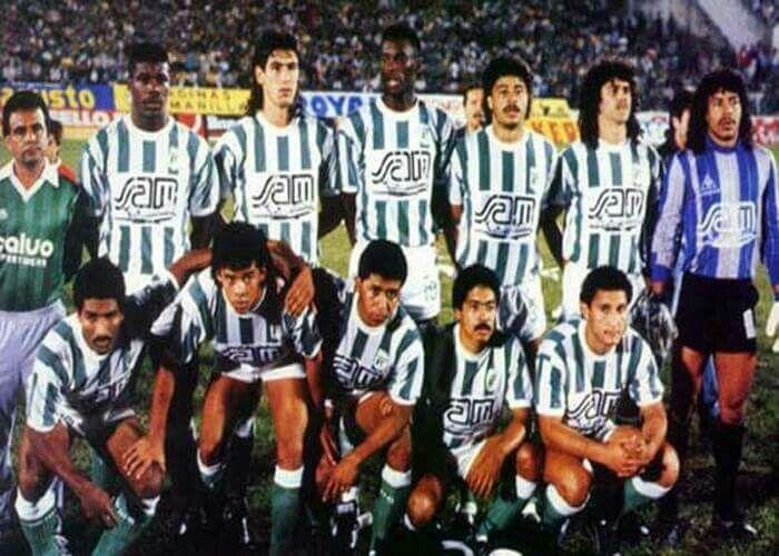 Campeon copa libertadores, atletico nacional