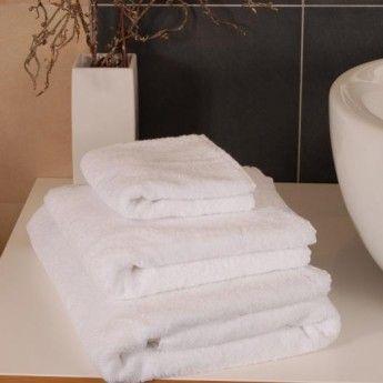 Prosoape albe 600 gr Hospitality simple