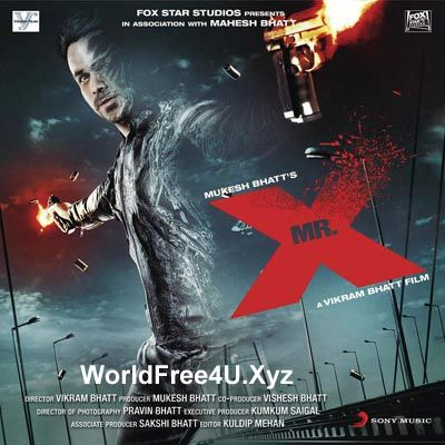 Mr. X (2015) 300MB DVDRip Hindi Movie Download 480P With ESubs, Mr X Hindi Full Movie DvdRip Watch Online & Download HD, WorldFree4u, 1080p, 720p, Mobile 3gp