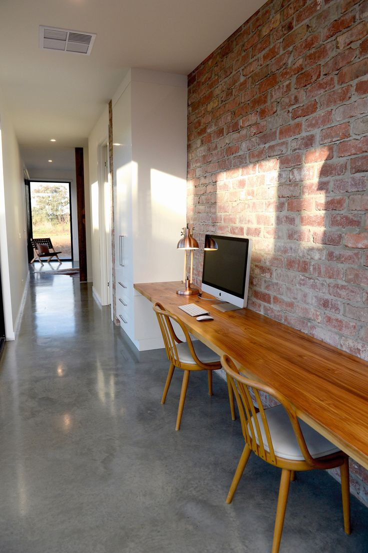 The Shearing Shed House