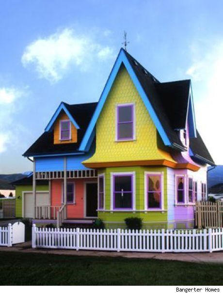 Colorful House 2226 best colorful houses images on pinterest | architecture